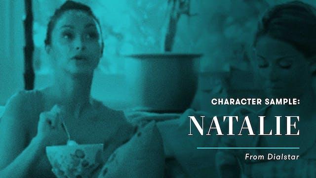 Character Sample: Natalie (Dialstar)