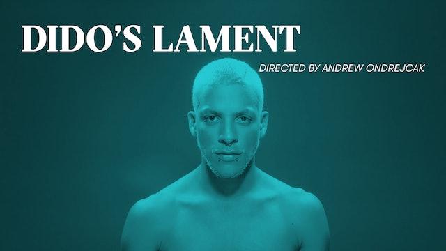 DIDO'S LAMENT | Andrew Ondrejcak