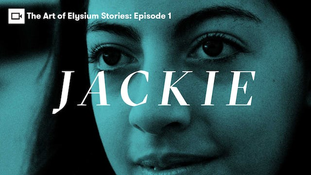 The Art of Elysium | Stories: Jackie