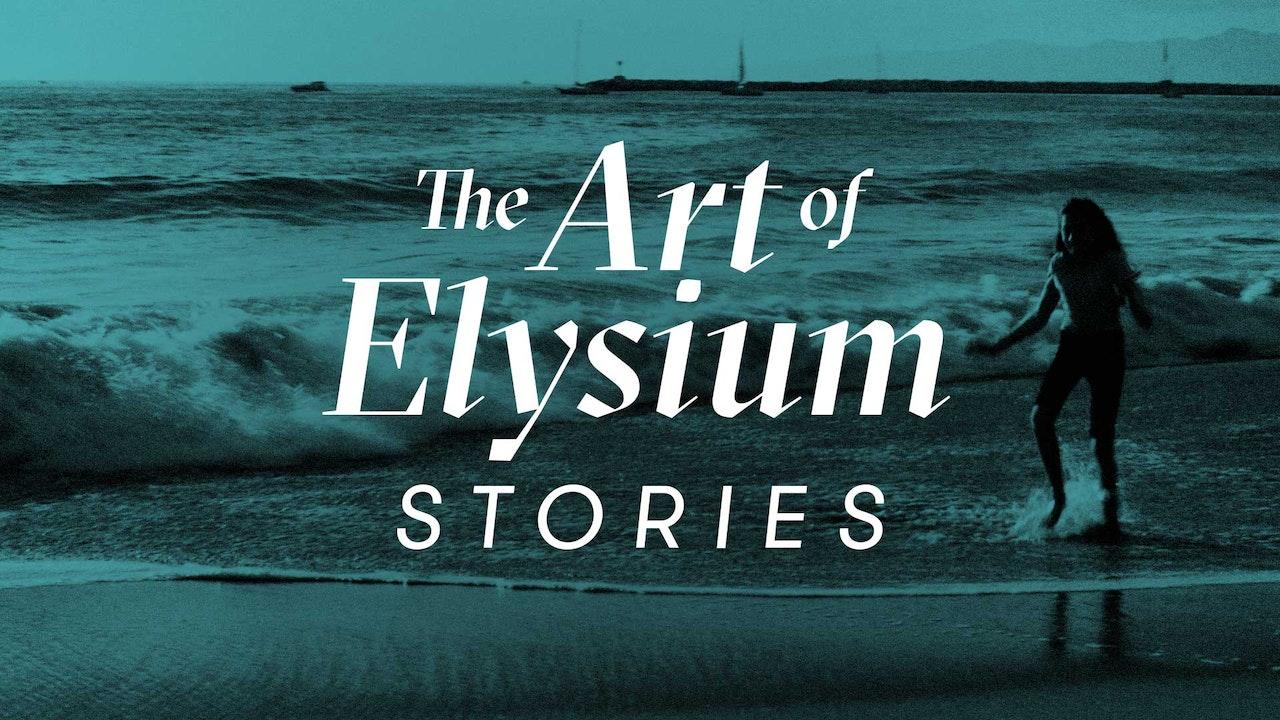 The Art of Elysium   Stories Blurred