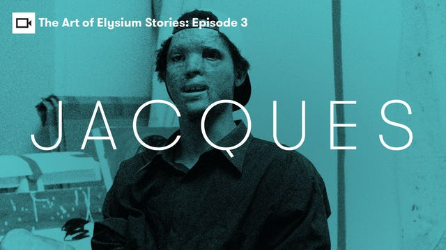 The Art of Elysium   Stories: Jaques