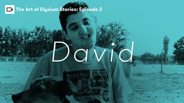 The Art of Elysium   Stories: David