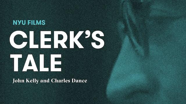 NYU Film Series | Clerk's Tale