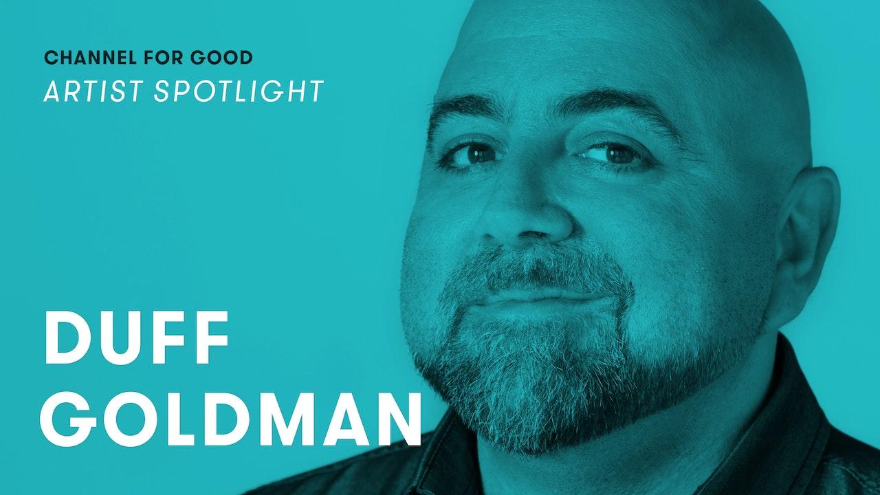 Spotlight: Duff Goldman