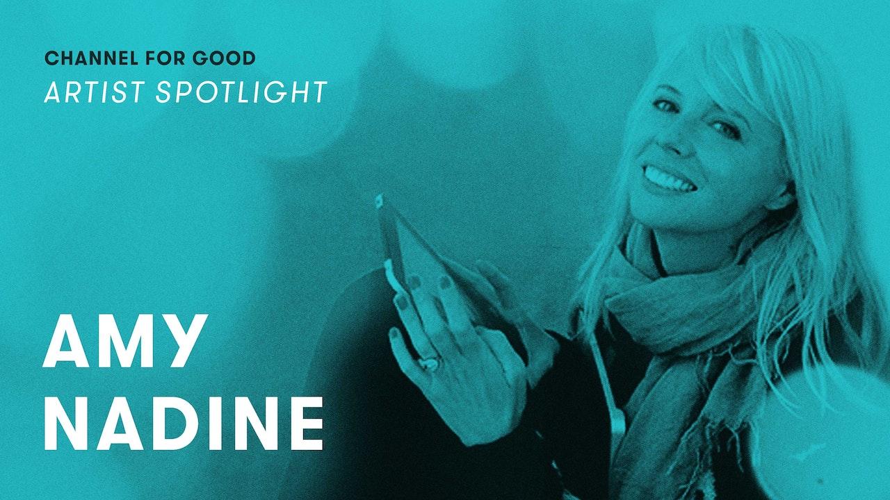 Spotlight: Amy Nadine