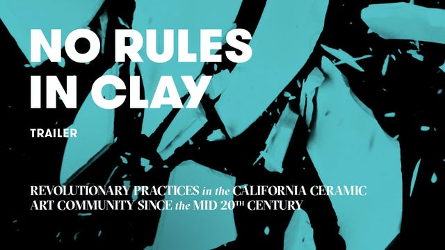 No Rules In Clay (Trailer)