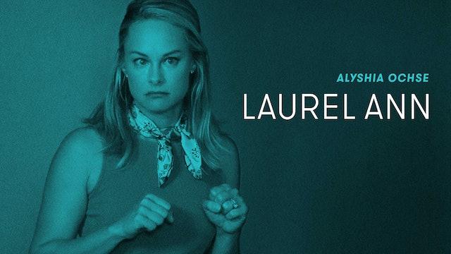 Alyshia Ochse — Laurel Ann