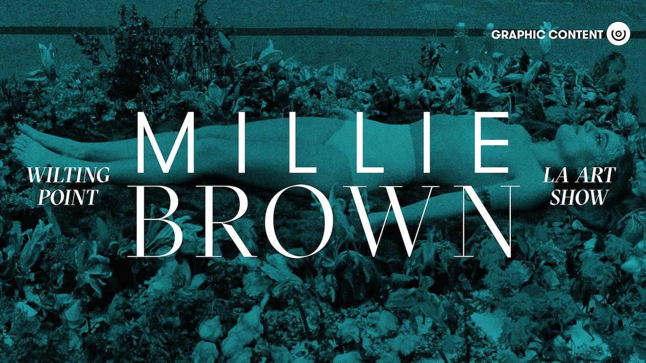 Fine Art Spotlight: Millie Brown - Wilting Point Blurred
