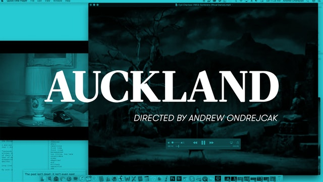 AUCKLAND | Andrew Ondrejcak