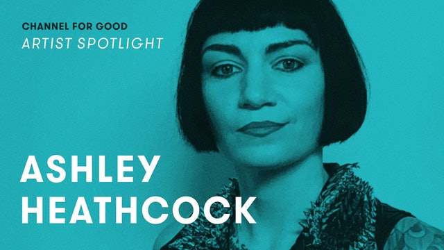 Spotlight: Ashley Heathcock