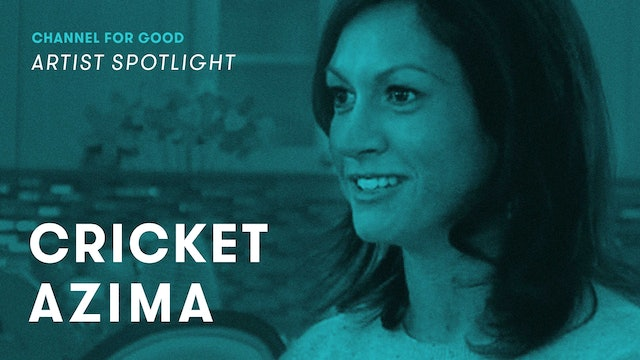 Spotlight: Cricket Azima