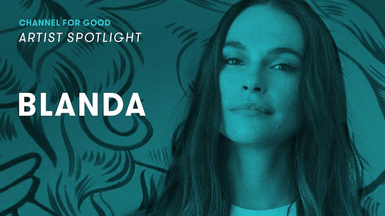 Spotlight: Blanda
