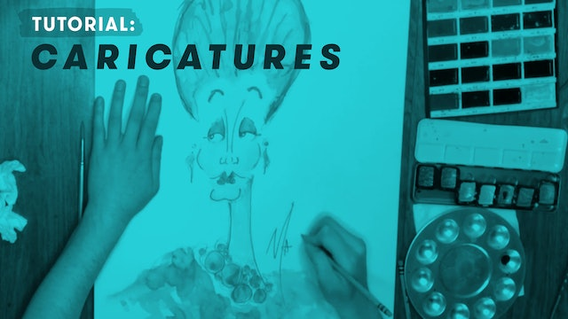 TUTORIAL: Caricatures