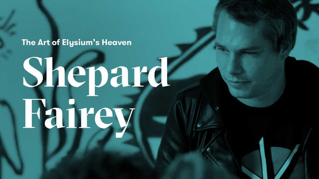 The Art of Elysium's Heaven | Shepard Fairey Intro
