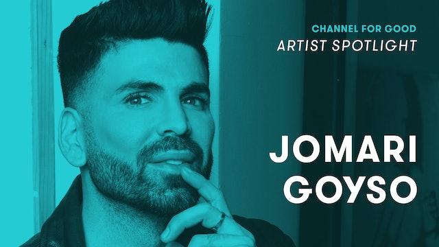 Spotlight: Jomari Goyso
