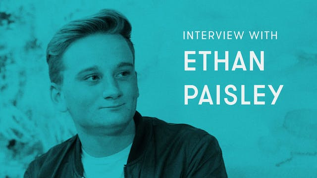 Focus TV Interview with Ethan Paisley