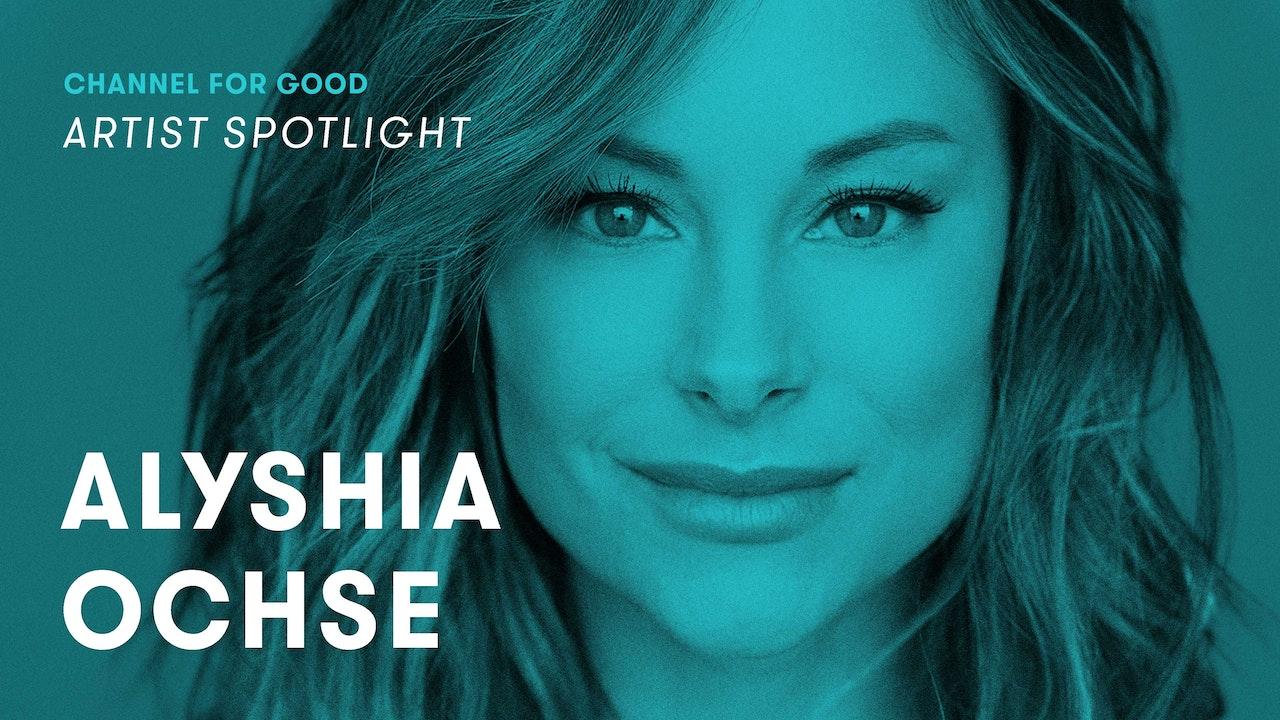 Spotlight: Alyshia Ochse