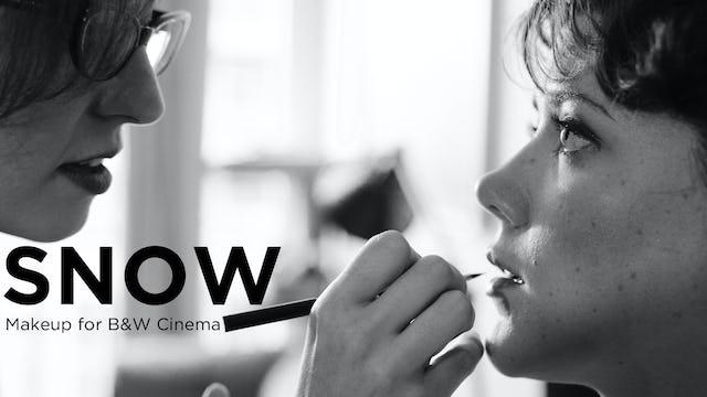 Makeup for B&W Cinema