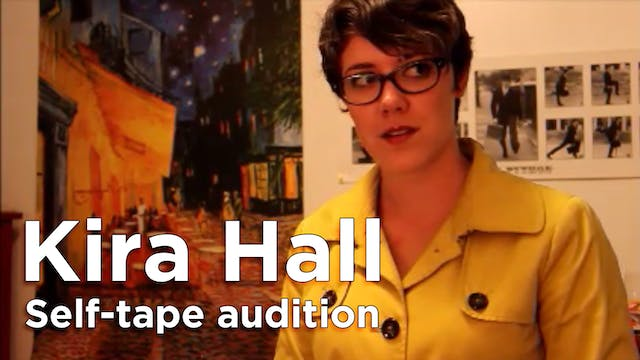 Audition video - Kira Hall for Julia
