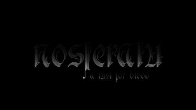 Nosferatu: A Lust For Blood