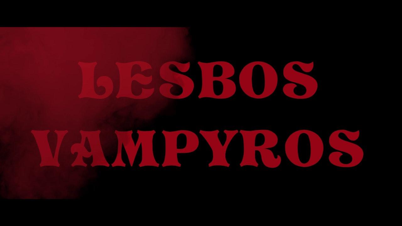 Malvolia's Movie Matinee: Lesbos Vampyros