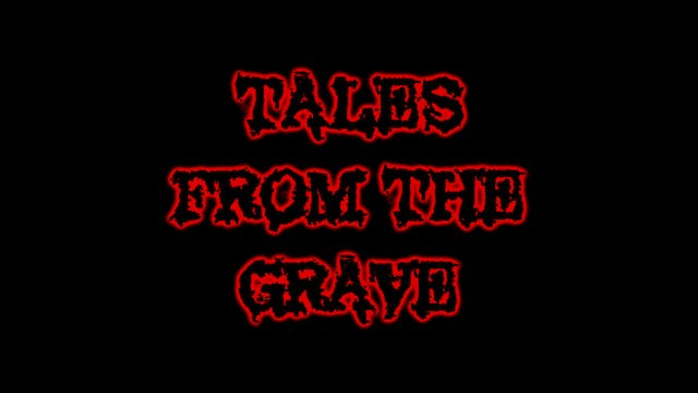 Tales From The Grave: S03, E06