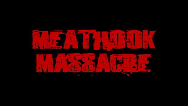 Retro VHS: Meathook Massacre