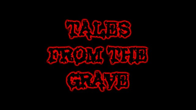 Tales From The Grave S01E01