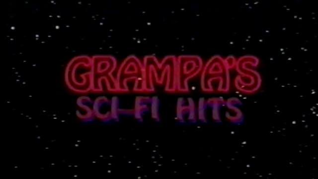 Grampa's Sci-Fi Hits