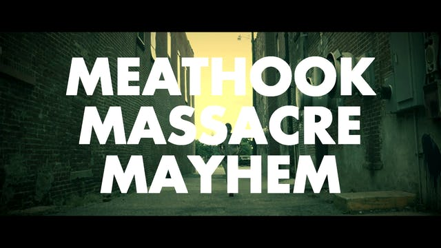 Meathook Massacre Mayhem