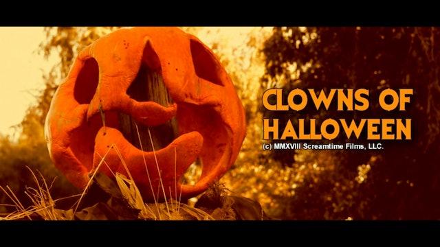 Clowns of Halloween