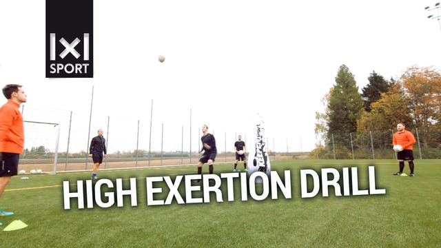 Bonus Content: Improve endurance, speed & technical skills with this high exertion soccer drill