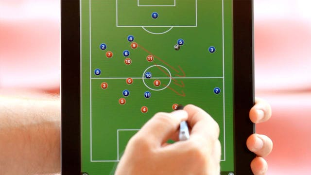 TACTICS IN SOCCER: EFFECTIVE PRESSING STRATEGIES