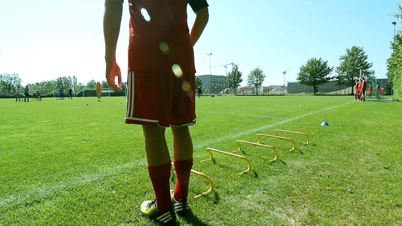 INTEGRATED SOCCER AND ENDURANCE TRAINING