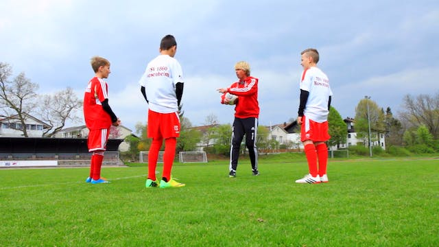 Feature Film: Clever Soccer Tricks for Kids