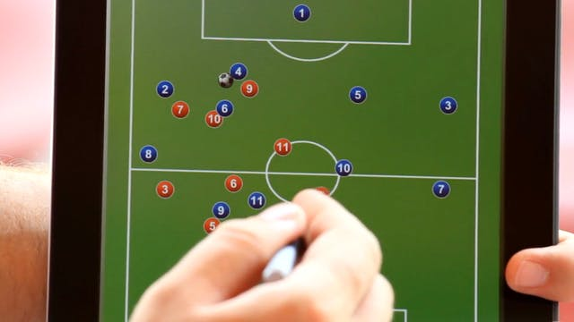 Feature Film: Tactics in Soccer - Effective Pressing Strategies