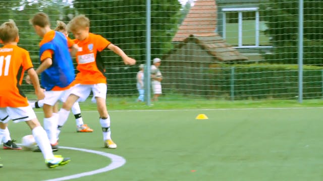 Feature Film: Soccer Training for Kids