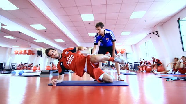 Feature Film:  Soccer Athletic Training | Strength & fitness drills from one of the leading youth academies in Germany