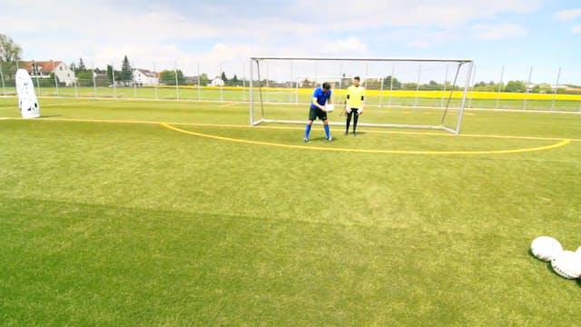 Feature FIlm: Goalkeeper Training Including Error Analysis
