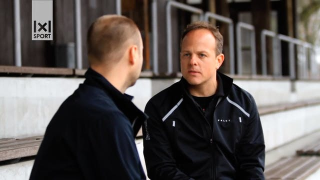 BONUS 2: Coach Weber about leadership and team management