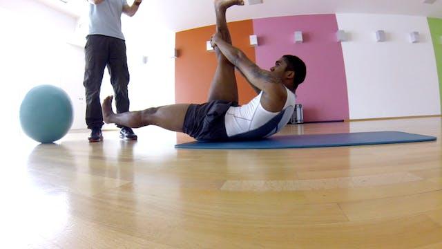 Free Bonus: Douglas Costa Full Workout after Team Training