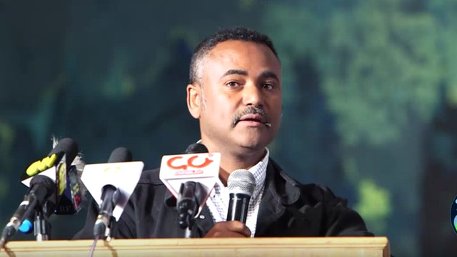 Ethiopian needs leader who seeks knowledge