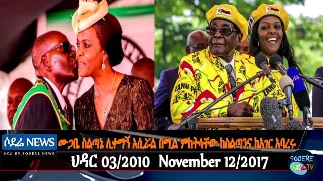 Mugabe jailed his official