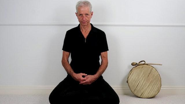 #7 Sitting Tai Chi Ball