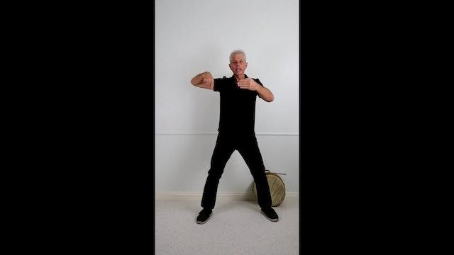 Standing Tai Chi Ball