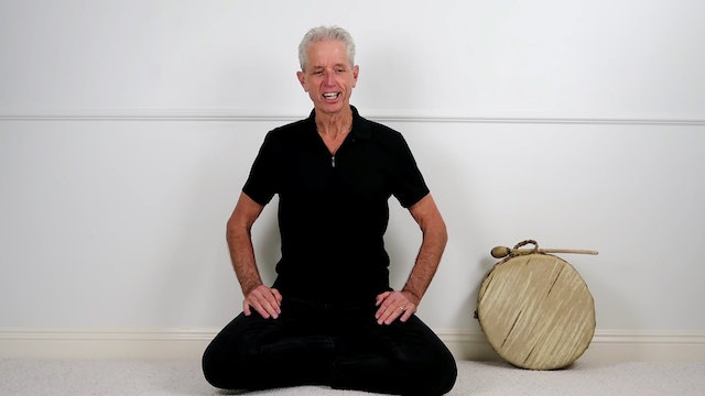#12 Hands on knees meditation and the Micro Cosmic Orbit