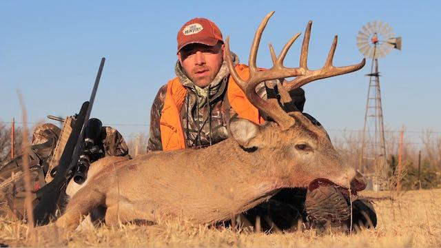4.11 Oklahoma Whitetail part 2 with Tim Burnett