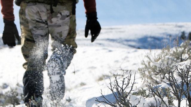 6.11 Below Zero - Late Season Muzzle Loader Hunt for Bull Elk with Tim Burnett