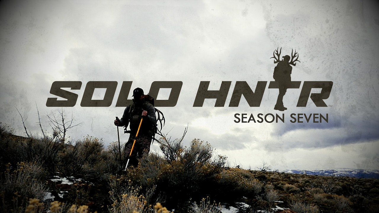 SOLO HUNTER TV Season SEVEN - Featuring ALL THIRTEEN Episodes of the 2016 Broadcast Season