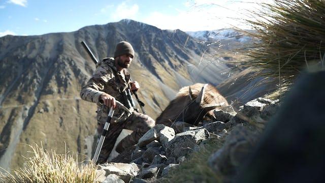 7.10 Nomad Hunter - Free Range Tahr with Remi Warren